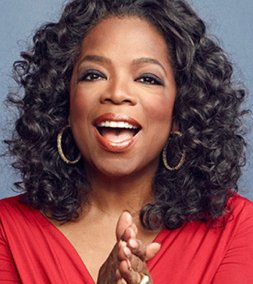 Oprah Winfrey Ultimate Destiny Hall of Fame Recipients