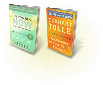 Eckhart Tolle Ultimate Destiny Hall of Fame Award Recipient Books